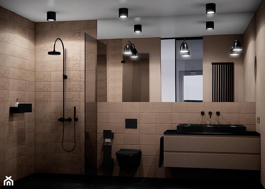 łazienka Z Prysznicem Zdjęcie Od Cloud Concept Studio