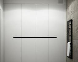 Łazienka z zabudową gospodarczą - zdjęcie od Cloud Concept Studio