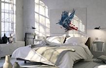 Instynkt zwycięzcy - nowoczesny obraz na płótnie - zdjęcie od VAKU-DSGN