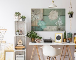 Składniki serdeczności - nowoczesny obraz do salonu - zdjęcie od VAKU-DSGN