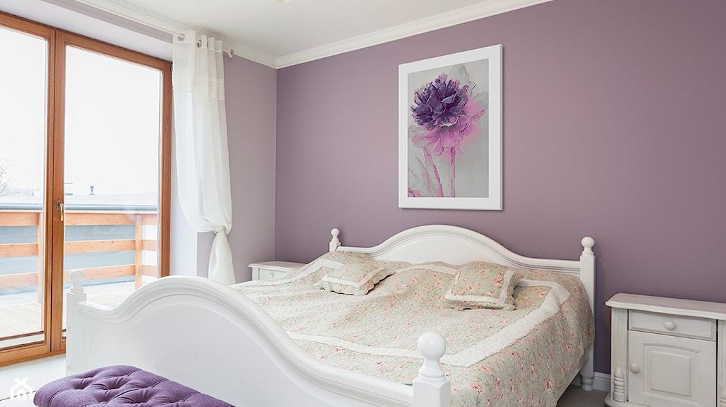Fiolet We Wnętrzach Jaki Kolor Pasuje Do Fioletowych ścian