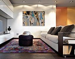 Lustro duszy - nowoczesny obraz do salonu - zdjęcie od VAKU-DSGN