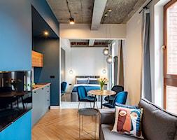 Apartament Blue - zdjęcie od BOSKE ART - Homebook