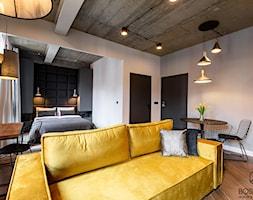 Apartament Yellow - zdjęcie od BOSKE ART - Homebook