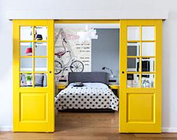 Sypialnia styl Nowoczesny - zdjęcie od Pracownia Wielkie Rzeczy