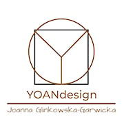 YOANdesign Joanna Glinkowska-Garwicka - Architekt / projektant wnętrz