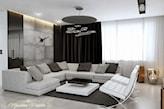 Salon - zdjęcie od Manufaktura Projektów - homebook