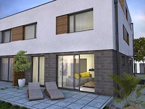 Dom w Luxemburgu - 2 warianty