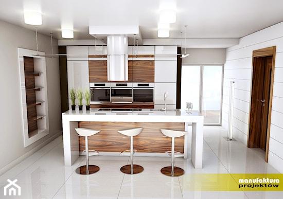 wyspa kuchenna  Ideabook użytkownika falkosia17  Homebook pl -> Kuchnia Z Jadalnią Przyklady Projektów