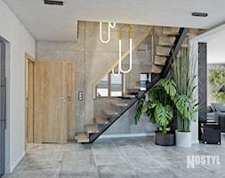 INTERIOR [ 02 ] 2019 - Salon, styl nowoczesny - zdjęcie od Manufaktura Projektów - Homebook
