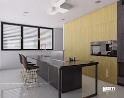 INTERIOR [ 01 ] 2019 - Kuchnia, styl nowoczesny - zdjęcie od Manufaktura Projektów - Homebook
