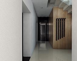INTERIOR [ 01 ] 2019 - Hol / przedpokój, styl nowoczesny - zdjęcie od Manufaktura Projektów - Homebook