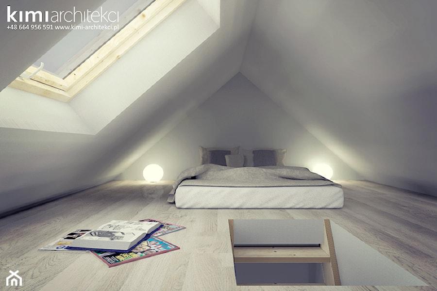 Adaptacja Poddasza Poddasze Kimi Architekci Homebook