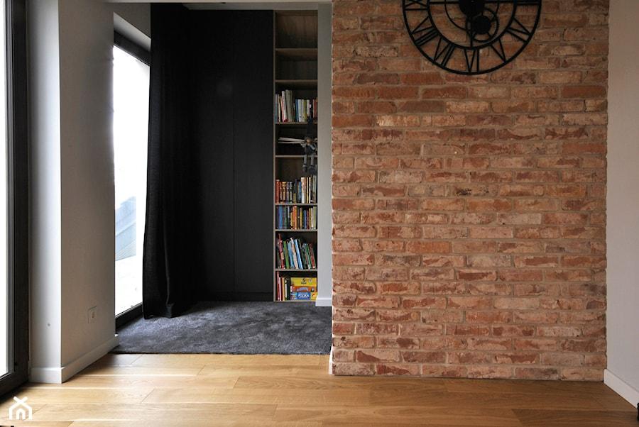 Dom w Józefowie - Pokój dziecka, styl nowoczesny - zdjęcie od Piotr Stolarek PROJEKTOWANIE WNĘTRZ