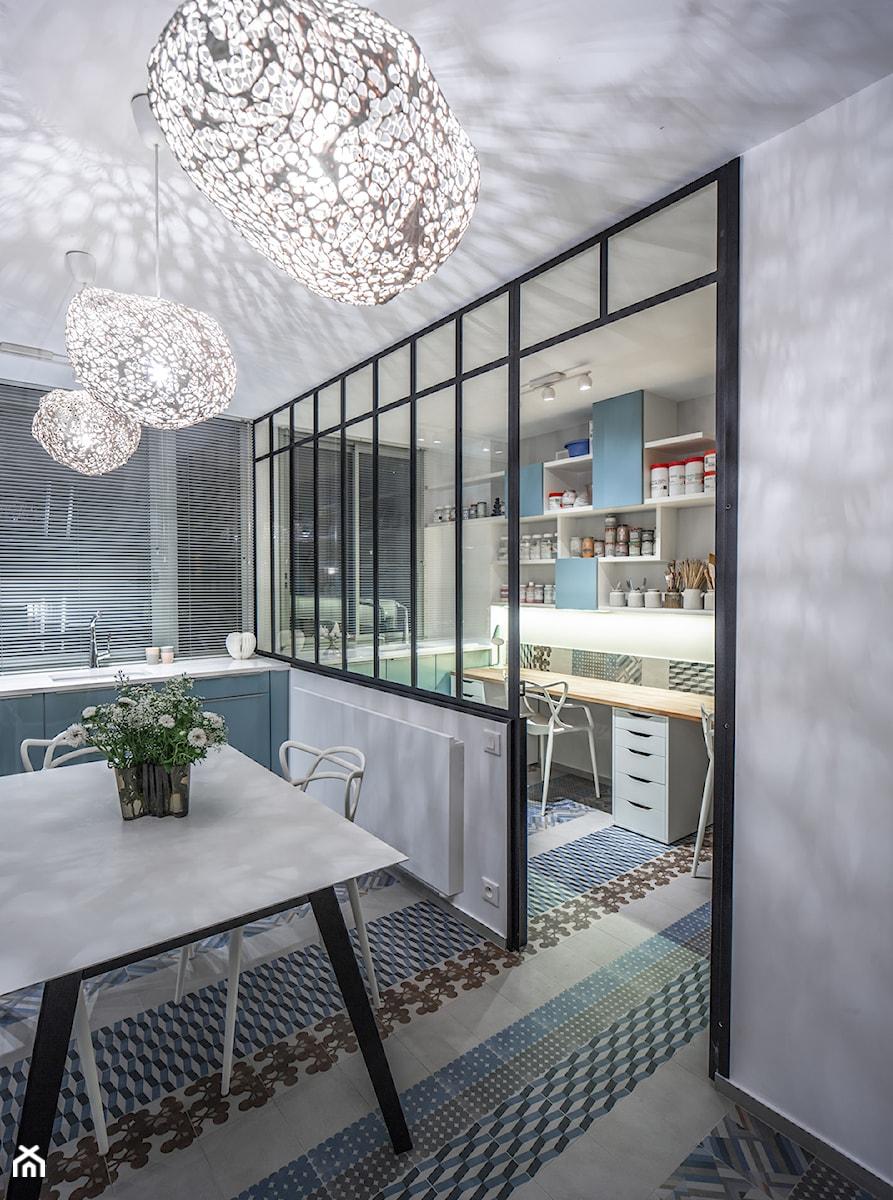 Kuchnia atelier zdj cie od ap architectes for Atelier 4 architecte