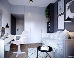 Czarno na białym - Pokój dziecka, styl skandynawski - zdjęcie od Inspira Design - Homebook