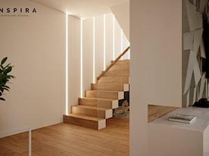 Nowocześnie - Schody, styl nowoczesny - zdjęcie od Inspira Design
