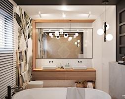 Jungle bathroom - zdjęcie od Inspira Design - Homebook