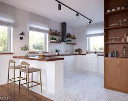 W stylu vintage - Kuchnia, styl vintage - zdjęcie od Inspira Design - Homebook