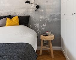 Sypialnia z duszą - Sypialnia, styl vintage - zdjęcie od Inspira Design - Homebook