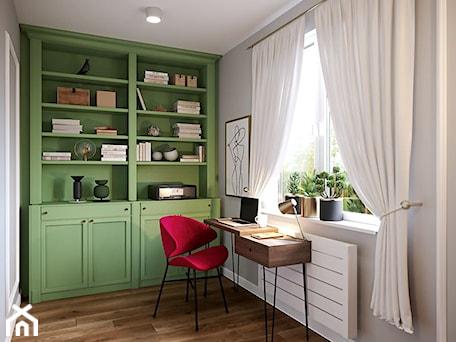 Aranżacje wnętrz - Biuro: Biuro - Inspira Design. Przeglądaj, dodawaj i zapisuj najlepsze zdjęcia, pomysły i inspiracje designerskie. W bazie mamy już prawie milion fotografii!