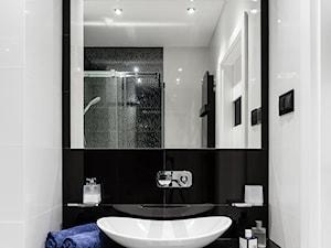 Mieszkanie black & white - zdjęcie od Studio Projekt