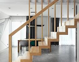 Minimalistyczny dom za miastem - zdjęcie od Studio Projekt - Homebook