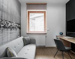 Gabinet w domu nad Jeziorakiem - zdjęcie od Studio Projekt
