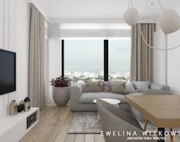 Salon+-+zdj%C4%99cie+od+Ewelina+Witkowska+Architektura+Wn%C4%99trz