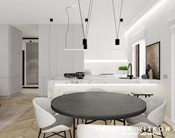 Kuchnia+-+zdj%C4%99cie+od+Ewelina+Witkowska+Architektura+Wn%C4%99trz