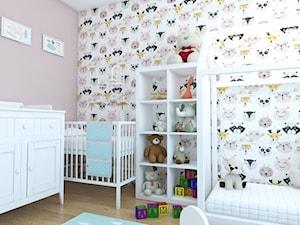 Pokój niemowlaka w bloku w Głogowie - zdjęcie od Michał Ślusarczyk