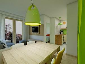 mieszkanie w krakowie - jadalnia - zdjęcie od Michał Ślusarczyk