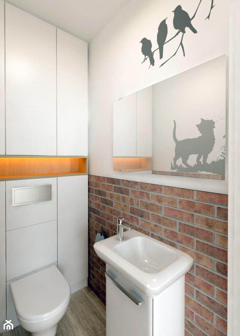 Toaleta Dla Gości Zdjęcie Od Michał ślusarczyk Homebook