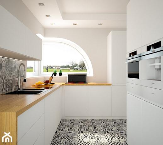kuchnia nowoczesna z urządzeniami do zabudowy siemens   -> Kuchnia Wolnostojąca Siemens