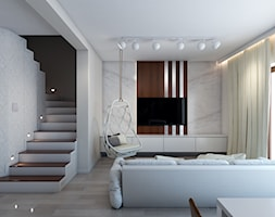 salon z huśtawką - zdjęcie od Michał Ślusarczyk