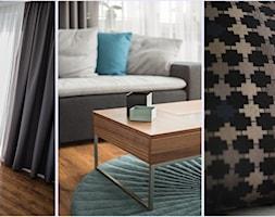 Mieszkanie K - Salon, styl nowoczesny - zdjęcie od Inter Adore - Homebook