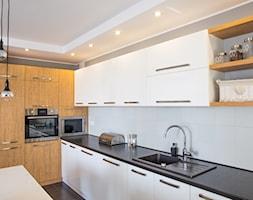 Mieszkanie K - Kuchnia, styl nowoczesny - zdjęcie od Inter Adore - Homebook