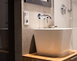 Męska łazienka - Łazienka, styl minimalistyczny - zdjęcie od Inter Adore - Homebook
