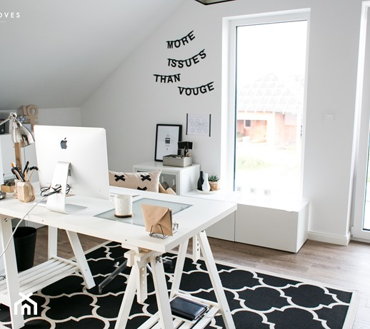 Biurko DIY – jak zrobić biurko z blatu krok po kroku?
