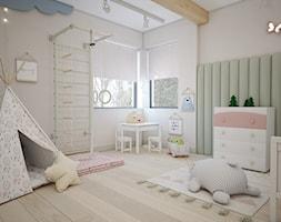 pokoj dzieczynki - zdjęcie od MOUD Joanna Swatek - Homebook