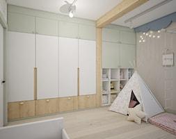 pokoj dziewczynki - zdjęcie od MOUD Joanna Swatek - Homebook
