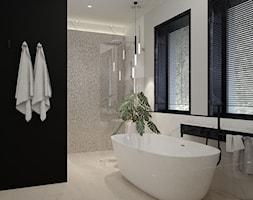 łazienka w stylu nowoczesnym opcja 2 - zdjęcie od MOUD Joanna Swatek - Homebook