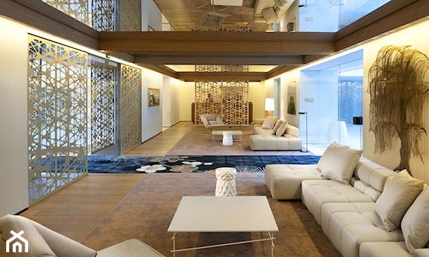 sufit napinany lustrzany