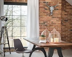 Stół Industrialny C-frame - zdjęcie od Kornik