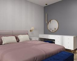Sypialnia z toaletką - zdjęcie od ML Projekt - Homebook