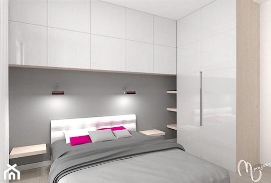 Mala Sypialnia I Duzo Mebli Jak To Zrobic Projektowanie Wnetrz