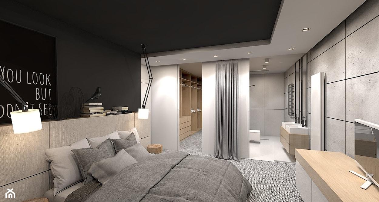 Nowoczesne meble do sypialni - urządzamy nowoczesną sypialnię - Homebook.pl