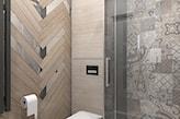 Łazienka - zdjęcie od A2 STUDIO pracownia architektury - Homebook