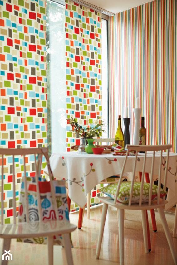 kolekcja tapet i tkanin Melinki marki scion - zdjęcie od Ardeko