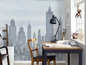 Tapeta w budynki Nowy York, Sandberg, kolekcja New York stories - zdjęcie od Ardeko